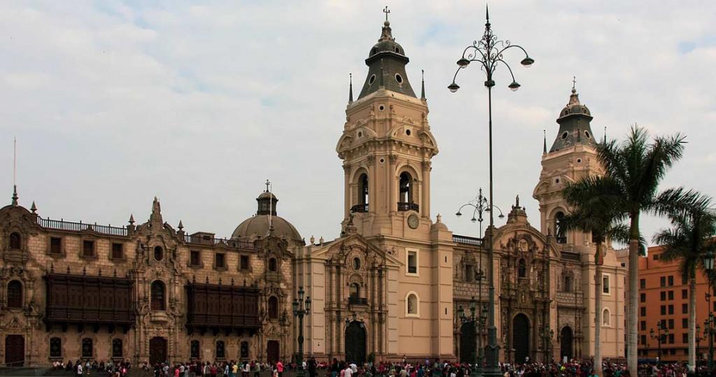 Lima Historic Center
