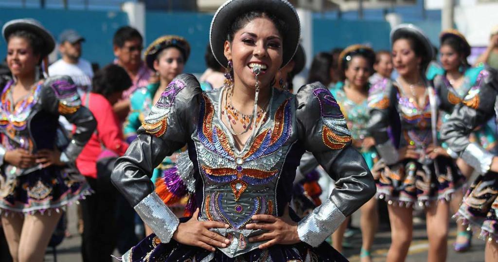 Peru dance