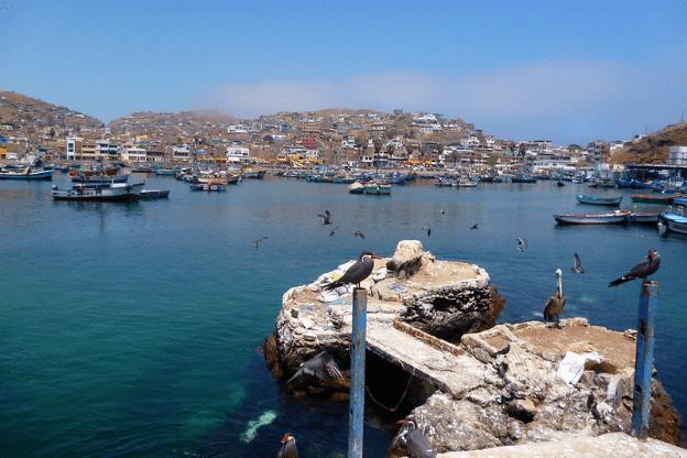 Pucusana-beach