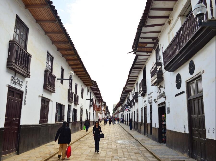 chachapoyas town