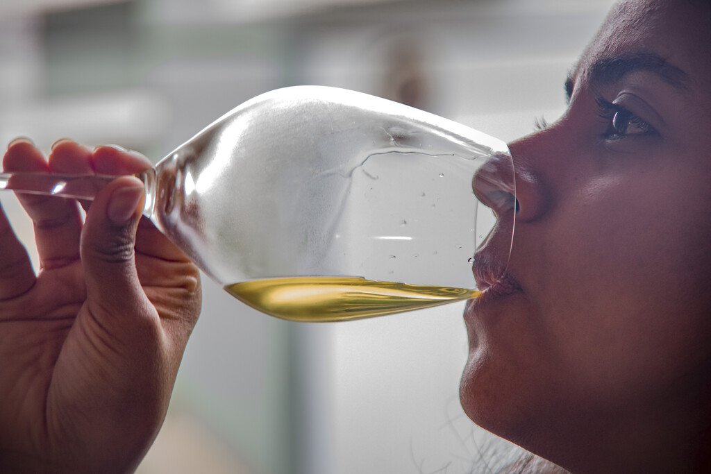 Ask Curador about selection of expressive white wines