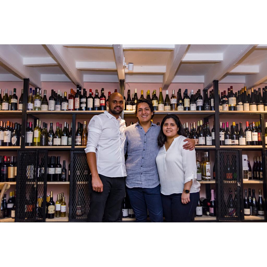 Juan Carlos Tejada, Andres Orellana, and Marcela Garcia de los Rios
