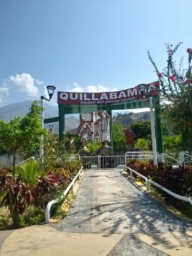 quillabamba entrance
