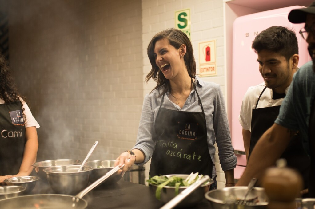 Cooking Classes In Lima With Urban Kitchen