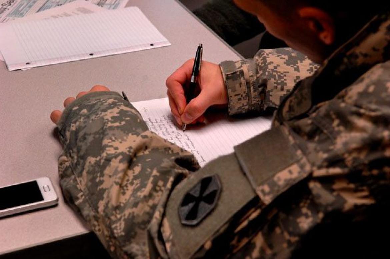 military tax