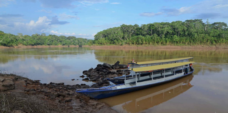 river tambopata