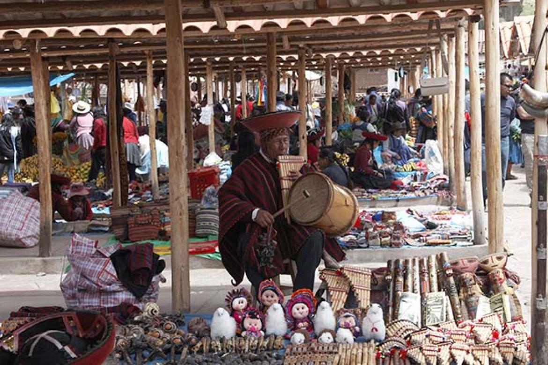 souvenirs in peru